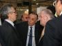 Macfrut 2012 - Il ministro Catania nello stand di Alimos