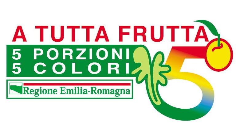 A tutta frutta!! 5 porzioni, 5 colori